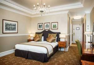 Элементы фламандского интерьера в отеле