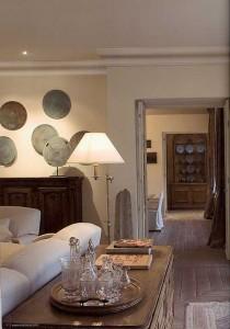Фламандский стиль для гостиной