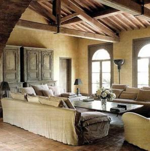 Романтика фламандского стиля в интерьере дома