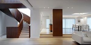 Идеи кубизма, аккуратно реализованные в интерьере дома