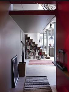 Стиль кубизм в интерьере дома в Париже