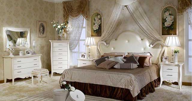 Идеальная спальня в романтическом стиле
