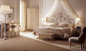 Пример текстиля в романтическом стиле
