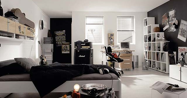 Интерьеры комнат для подростков - дизайн и фото.