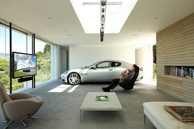 Интерьеры в стиле модерн