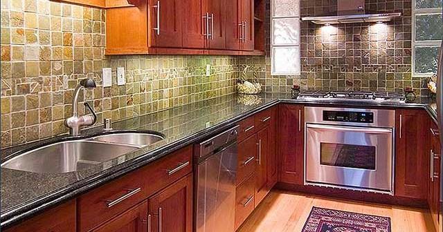 Кухни в малогабаритных квартирах.