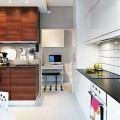 Маленькие кухни в хрущевке - ремонт и дизайн интерьера.