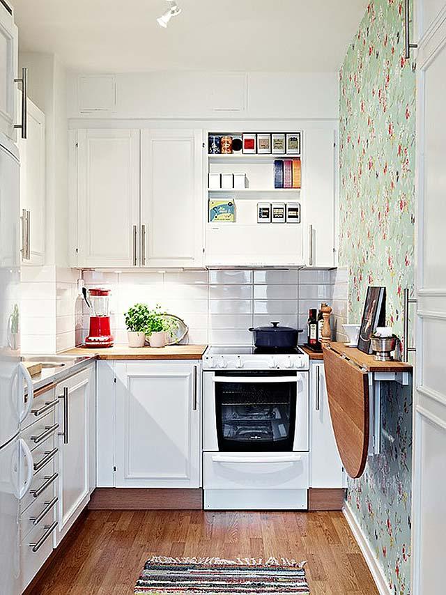 Как сделать кухню в хрущёвке фото 455