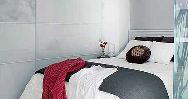 Маленькие спальни - интерьер и дизайн.
