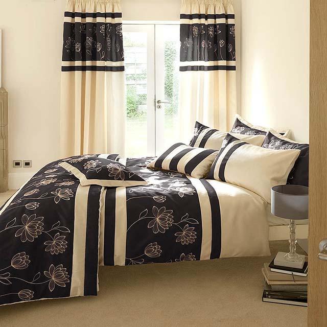 Шторы в спальню своими руками - дизайн и фото.