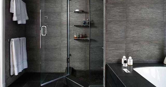 Современные интерьеры ванных комнат, дизайн и фото.