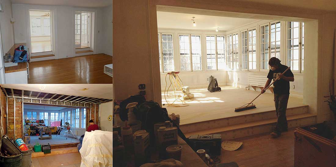 Стоимость ремонтных работ в квартире.