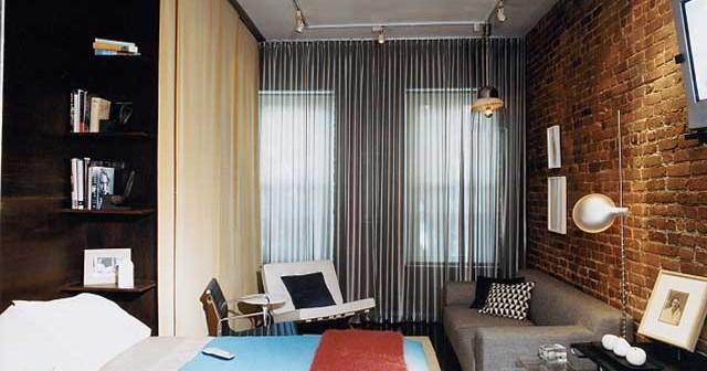 Разделение комнаты на спальню и гостиную