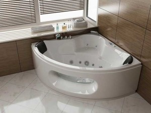уход за акриловой ванной
