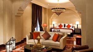 Дизайн интерьера спальни в египетском стиле фото.