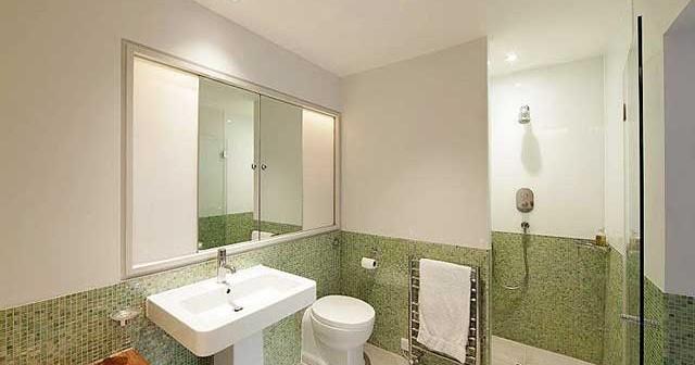 как украсить зеркало в ванной