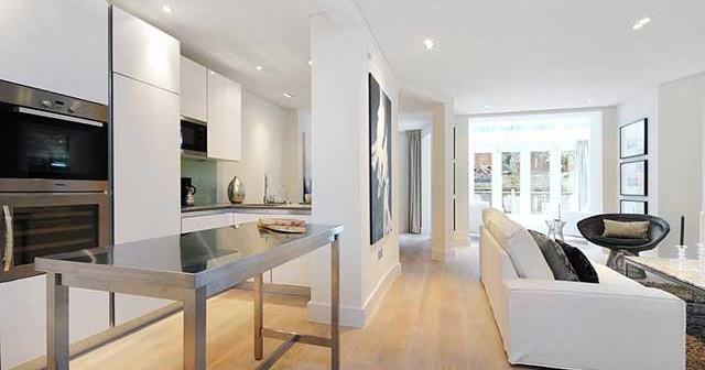 Ремонт двухкомнатных квартир.