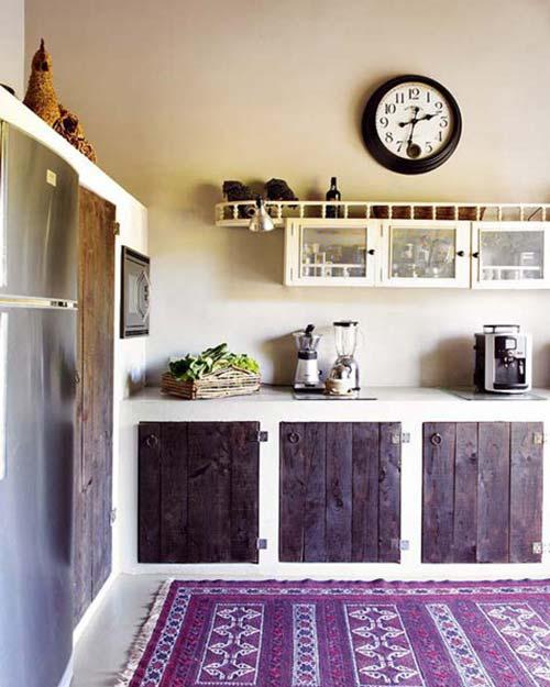 кухни цвета лаванды