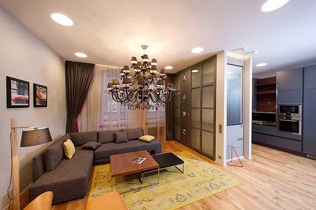 Плинровка интерьера квартир-хрущевок может быть разной.